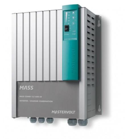 Inwerter/Ładowarka Mastervolt Mass Combi 12/1600-60 zawiera ICC & APC remote panels