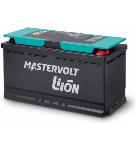 Mastervolt MLI-E 12/1200 - 1,2 kWh power pack