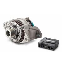Alpha Compact 28/110 w zestawie z Alpha III Pro ( regulator ładowania)