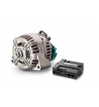 Alpha Compact 14/120 w zestawie z Alpha III Pro ( regulator ładowania)