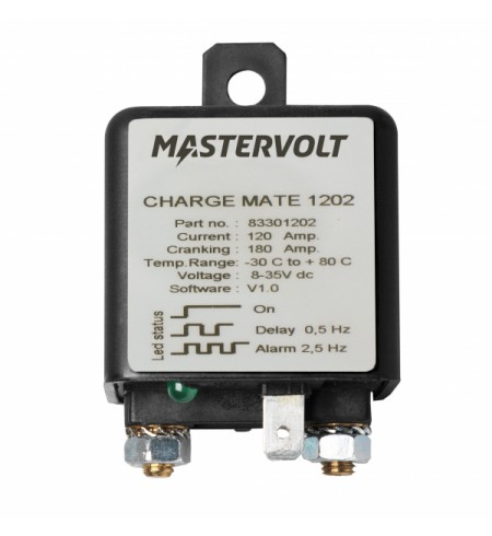 Mastervolt Battery isolator Charge Mate 1202