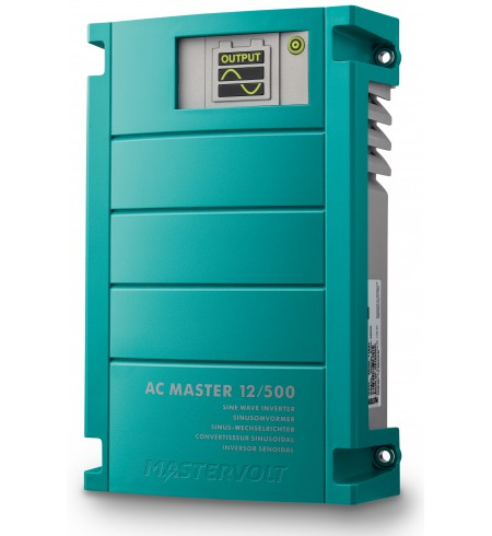 Inwerter Mastervolt AC Master 12/500 230V (IEC outlet)