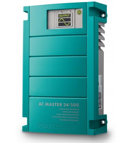 Inwerter Mastervolt AC Master 24/500 230V (IEC outlet)