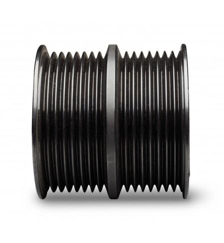 Alpha Compact rolka na pasek wieloklinowy (2x) Ø  66,1 mm