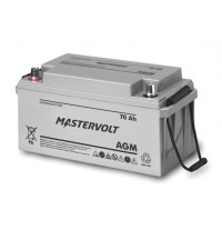 Mastervolt AGM Battery - AGM 12/70