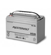 Mastervolt AGM Battery - AGM 12/90