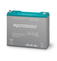 Mastervolt Lithium ION Battery MLS 24/260 (10 Ah)