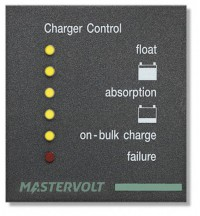 Mastervolt C4-RB (not suitable for MasterBus compatible chargers)