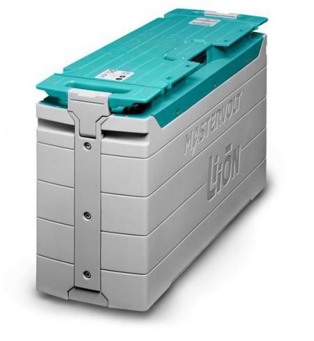 Mastervolt MLI Ultra 12/5000 – 5,0 kWh power pack