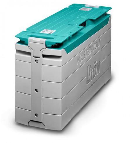 Akumulator litowo-jonowy Mastervolt MLI Ultra 24/5000 – 50 kWh power pack