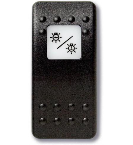 Mastervolt control button - Running/anchor light