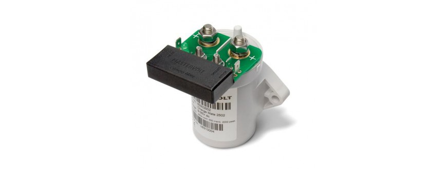 Electronic Battery Isolators