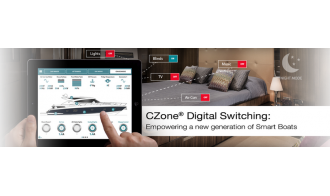 Mastervolt CZone Digital Switching