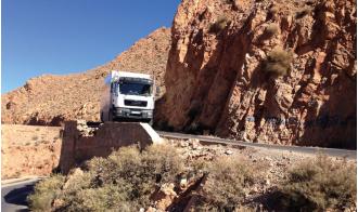 Autonomiczny system zasilania dla ciężarówki !